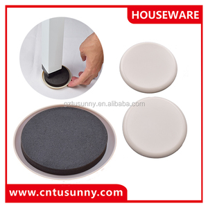 easy mover,furniture plastic slider,adhesive furniture mover