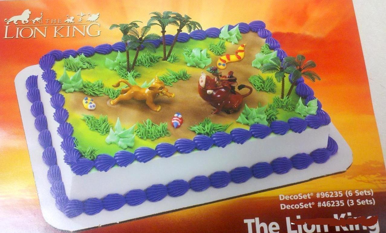 Swell Buy Lion King Party Birthday Simba Pumba Cake Decoration Cupcake Funny Birthday Cards Online Bapapcheapnameinfo