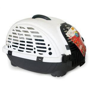 New Design Transport Box Pet Air Box Travel Carrier Cages Portable Plastic Dog and cats Carrier
