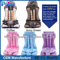 Portable baby car seat keep you baby safety in the car wholesale safety seat