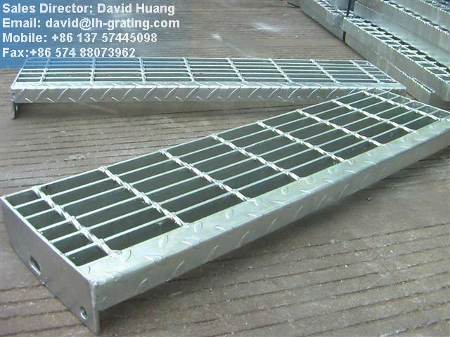 Beau Outdoor Steel Stair Tread   Buy Outdoor Steel Stair Tread,Galvanized Bar  Grating,Metal Stair Tread Product On Alibaba.com
