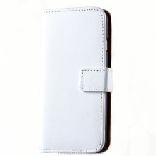 With Standing Design Wallet Card Slots Holder Leather Flip Case for Nokia C3 C7 C2 108