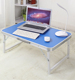 portable folding mini camping table computer laptop desk stand