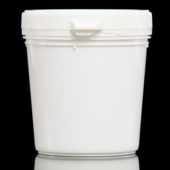 0.8 to 1L Threaded Jar Bucket For Oil Storage