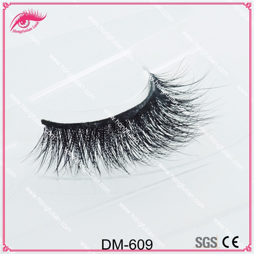 Hand made 3D mink lashes Korean false eyelash