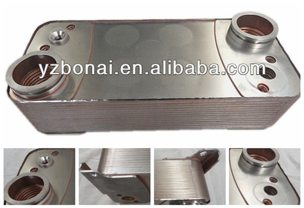 Auto Transmission Copper Radiator For Scania 1804210 Not ...