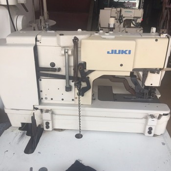Industrial Used Japan Juki 40 High Speed Buttonhole Sewing Machine Custom Juki Sewing Machine For Sale