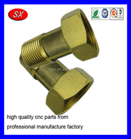 bronze Brass H 65 water meter font pipe fittings