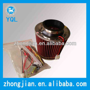 Electronic turbo charger for motorcycle ( 150-250cc)