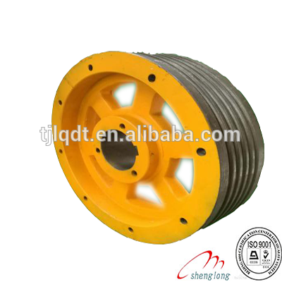 A power equipment elevator wheel for a manned vehicle420*5*10,420* 6*10