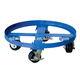 Four-wheel Moving Heavy Equipment Steel Round Dolly