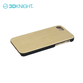 Custom recycled cellphone case mobile phone for iphone 6 7 wood