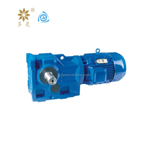 Excellent Quality K Series Helical Bevel Gearbox/ AC DC Gear Motor