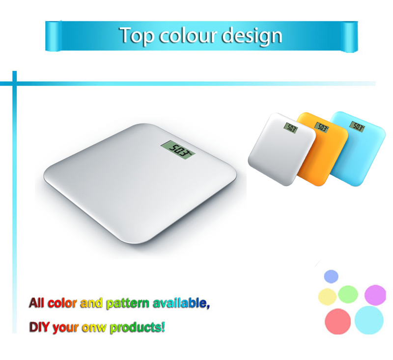 New 180 kg 0.1 kg Precision Electronic Digital Personal Scale