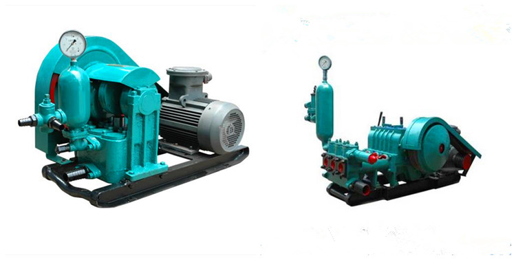 Mining Slurry Pump Bw150 Triplex Drill Mud Pump