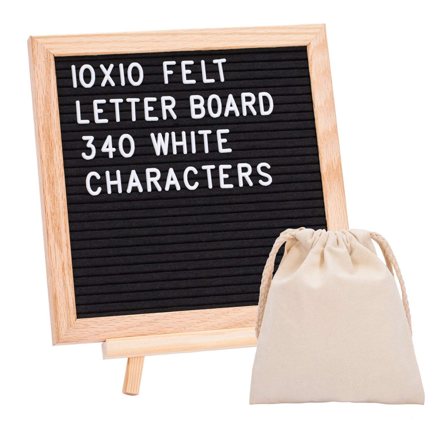 Office & School Supplies Characters For Felt Letter Board 340 Piece Numbers Symbols Alphabets For Changeable Letter Board
