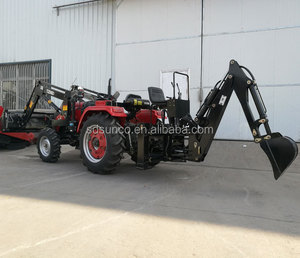 tractor implement mini backhoe,3 point backhoe attachment