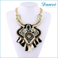 wholesale jewelry bead necklace designs with resin flower jewelry