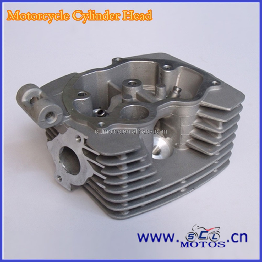 SCL-2012100066 For HONDA CG200 Egnine Motorcycle Cylinder Head