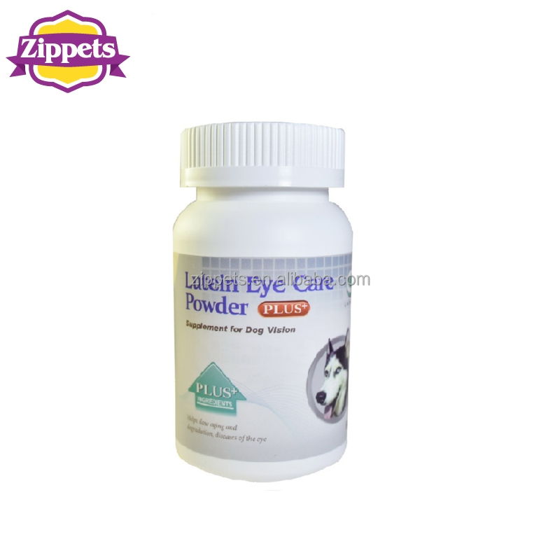 Pet Food Eye Care Lutein Dog Supplement