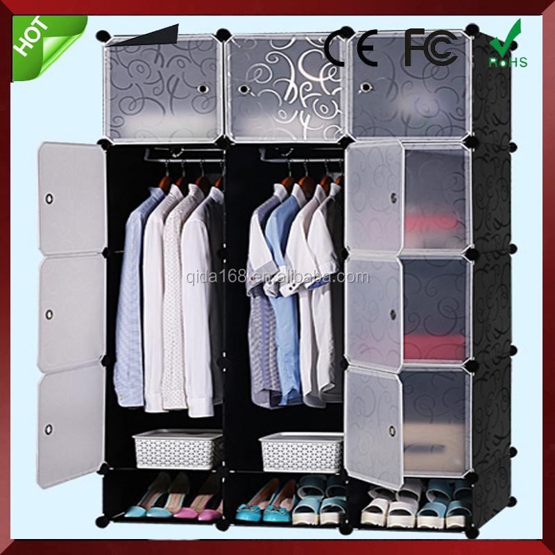 Sala de vestuario venta gabinete, armario de plástico con suspensión ...