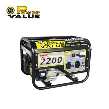 portable electric generator manual electricity generator 2kw 3kw 4kw rh alibaba com Manual Power Generator Coleman Powermate 6250 Generator Manual