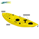 2018 cheap single seat plastic fishing kayak wholesale sit on top canoe kayak for fishing