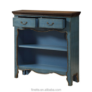 new solid wood shabby chic bookcase
