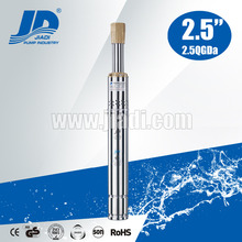 "2.5"" inch domestic use Multi-Stage 1hp ksb submersible pump"