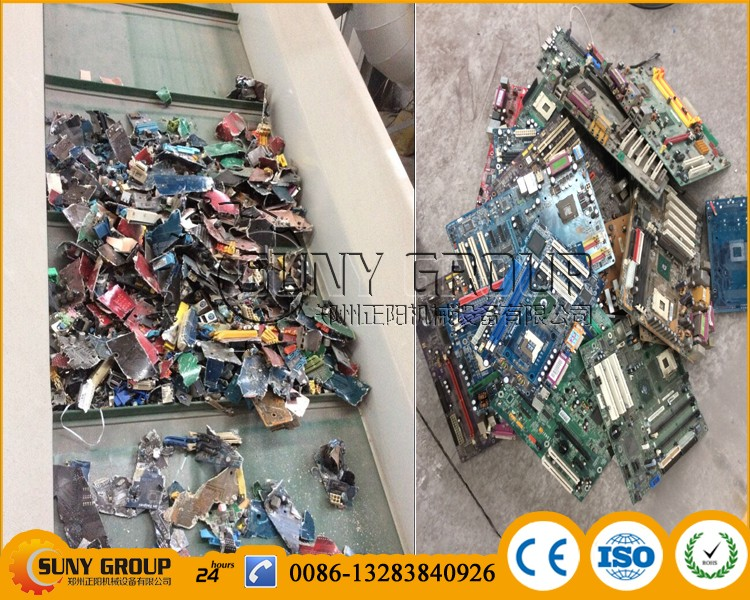 Waste Pcb Recycling Machine Manufacturer Printed Circuit Board
