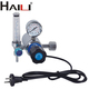 electric heated co2 regulator