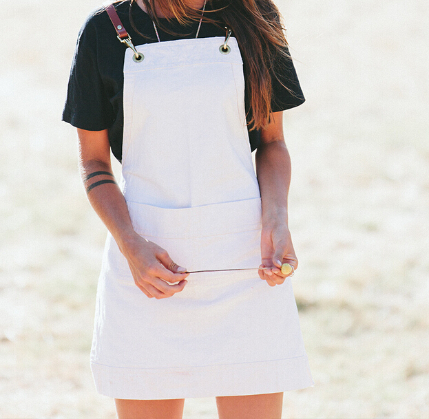 2015 Hot Selling Canvas Leather Apron,Heavy Canvas Aprons,Heavy ...
