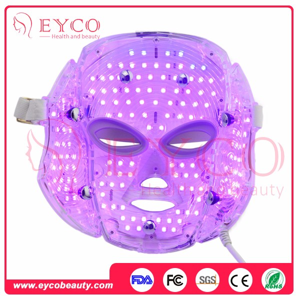 2017 Eycobeauty Skin Care Machine Led Facial Mask Led Photon Facial And Neck Mask