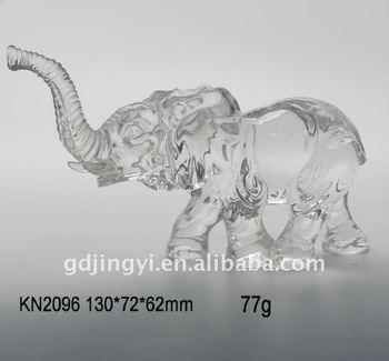 Plastic Acrylic Crystal Elephant Figurines Toys For Sale Buy