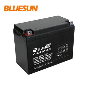 Bluesun gel 12v 38ah 55ah 65ah 70ah exide battery price