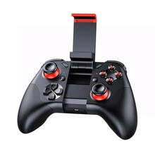 MOCUTE-054 Tragbare Blue tooth Wireless Game Controller mit Telefon Clip für Android/iOS Geräte/PC
