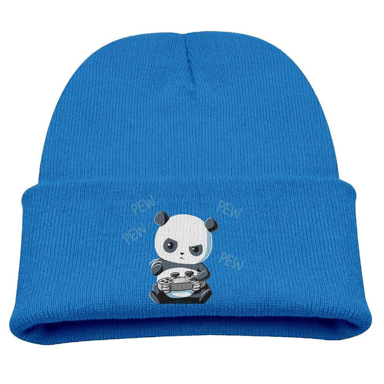 Dabbing Bulldog Unisex Knitted Hat Beanie Hat Warm Hats Skull Cap Beanie Hat