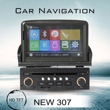 Touch Screen For Peugeot 307 Car Dvd Navigation System With Radio Audio  Navigation Bt - Buy Touch Screen For Peugeot 307 Car Dvd,Peugeot 307 Car  Dvd