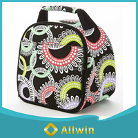 Cute Style Tote PVC Lining Insulated Child Lunch Bag