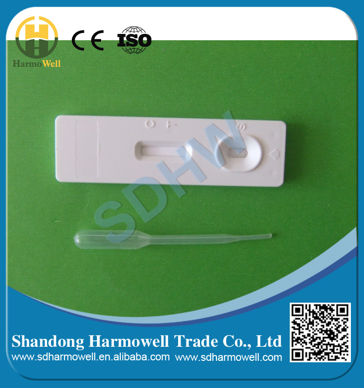 CE and FDA approved LH ovulation test card