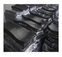 Reclaimed butyl rubber