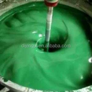 High Speed Pigment Printing Ink Coating Latex Paint Dissolve Mixer Disperser Dispersion Machine