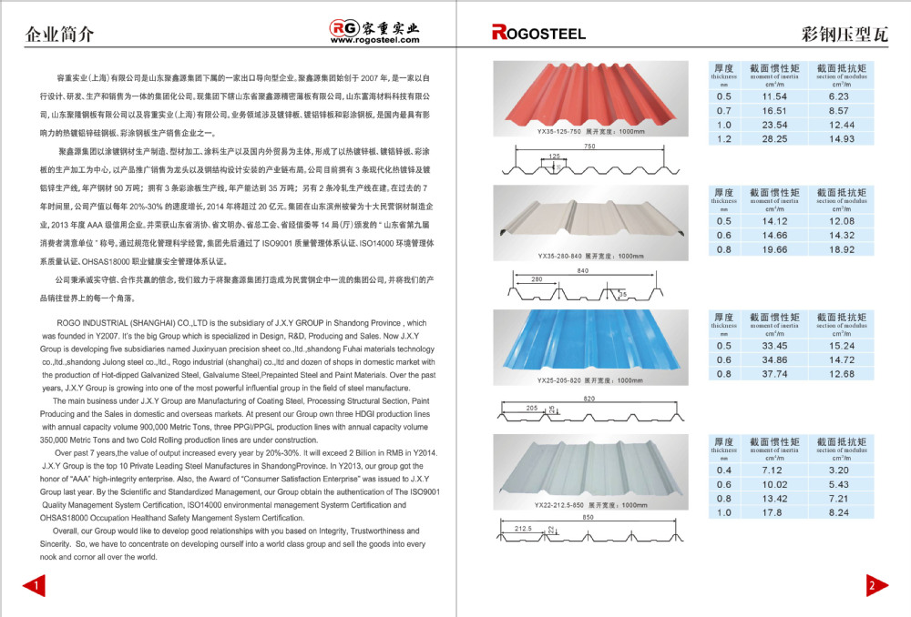 China Supplier Lowes Sheet Metal Roofing Sheet Price Corrugated ...