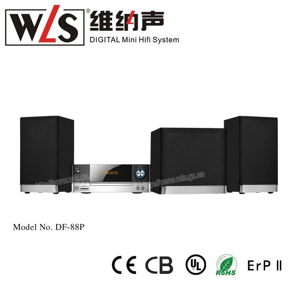 New product 2.1powerful amplifier hifi audio speaker home theater system with bluetooth and karaoke