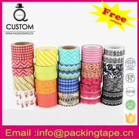 China supplier washi tape wall ideas for decoration