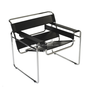 Delicieux Replica Marcel Breuer Stainless Steel Elegant PVC Marcel Breuer Wassily  Chair