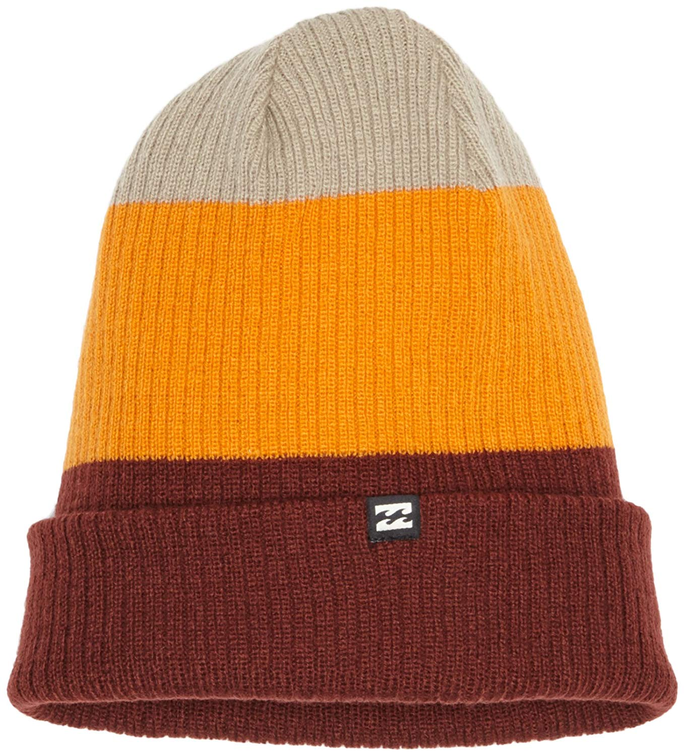 5fde1d7b1cc Get Quotations · G.S.M. Europe - Billabong Men s G.S.M. Europeâ -Â Billabong  Beanie Hat