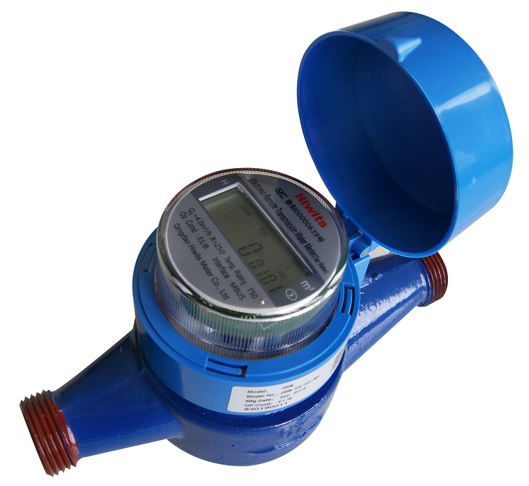 Digital Water Meter Reading : Mm smart digital remote reading water meter with