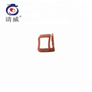 Heat resistance rubber silicone seal strip for wooden doors.