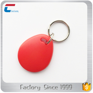 13.56Mhz RFID Key fob Tags MIFARE Classic 4K Keyfobs for identification